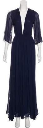 Reformation Hall Maxi Dress