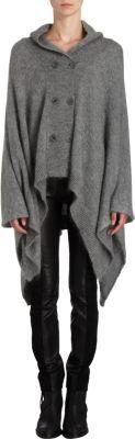 Maison Martin Margiela Poncho Sweater