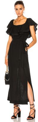 Lisa Marie Fernandez Mira Dress $830 thestylecure.com