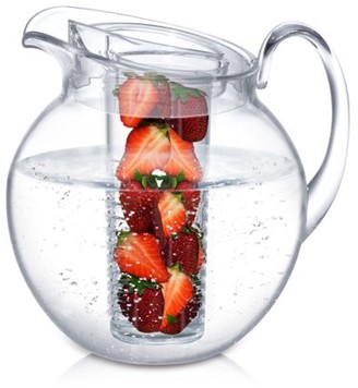 Prodyne Big Fruit Infusion Pitcher