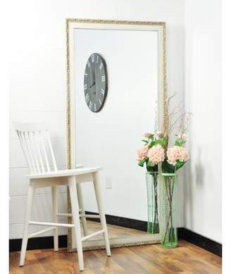 One Allium Way Griswalde Chic Antique Full Length Mirror