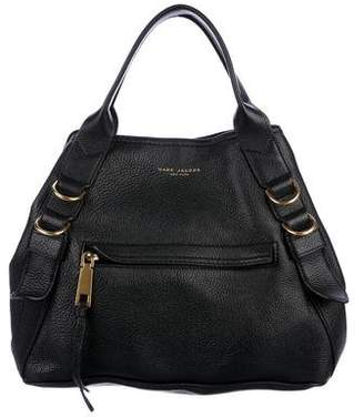 Marc Jacobs Grained Leather Satchel