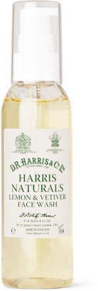 D.R. Harris D R Harris - Lemon and Vetiver Face Wash, 100ml