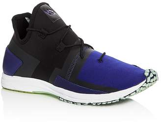 Y-3 Arc RC Lace Up Sneakers $320 thestylecure.com