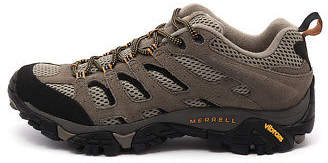 Merrell New Moab Ventilator Walnut Mens Shoes Active Sneakers Active