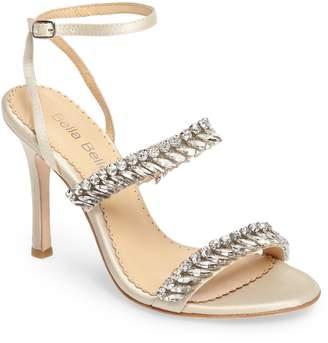 Bella Belle Belinda Embellished Sandal