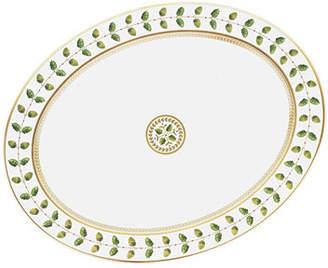 Bernardaud Constance Oval Platter, Large