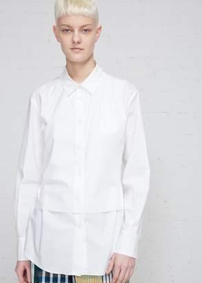 Marni Long Sleeve Bib Shirt