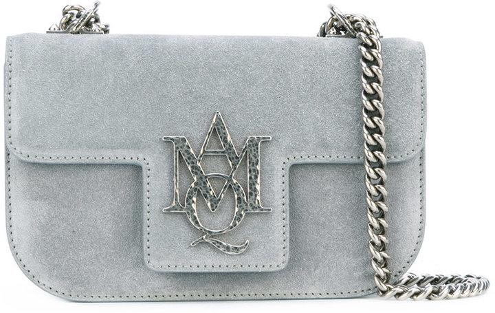 Alexander McQueenAlexander McQueen 'Insignia' satchel bag