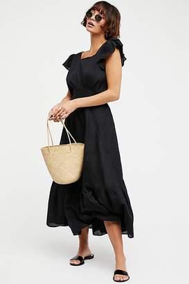 The Endless Summer Takin A Chance Midi Dress