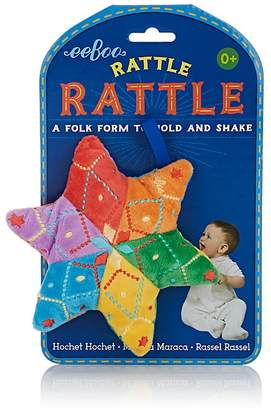 Eeboo STAR RATTLE