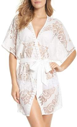 Flora Nikrooz Millie Lace Robe