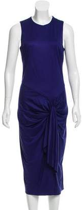 Cushnie et Ochs Jersey Sarong Dress w/ Tags