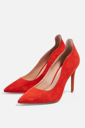 Topshop WIDE FIT SAMMY Court Shoes