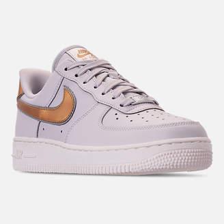 Nike Women's Force 1 '07 Metallic Casual Shoes