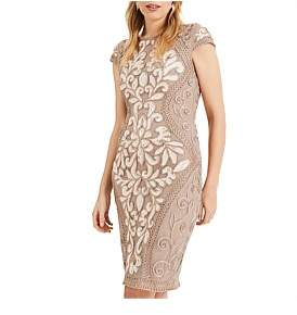 Phase Eight Perdy Tapework Dress