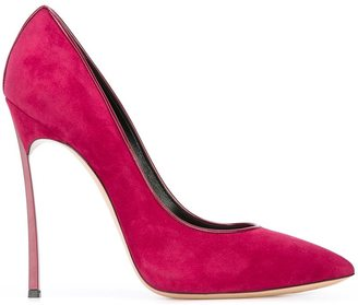 Casadei stiletto pumps $557.76 thestylecure.com