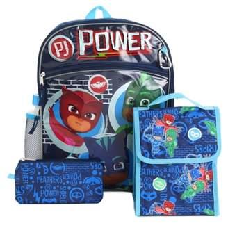Accessory Innovations PJ Masks 5-Piece Backpack Set
