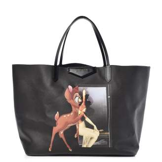 Givenchy Antigona Tote Bambi Print Large Black