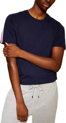 Topman Tape Trim T-Shirt