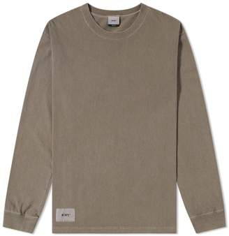 Wtaps WTAPS Long Sleeve Design Spec Tee