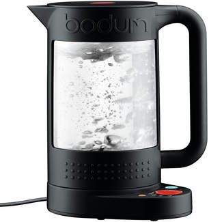 Bodum Black Bistro 1.1L Double Wall Electric Water Kettle