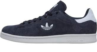 Mens Stan Smith Trainers Carbon/Footwear White/Crystal White