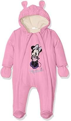 Disney Baby Girls 0-24m Minnie Mouse Ears Bodysuit