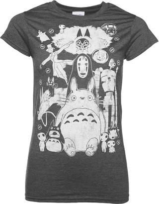 Ghibli TruffleShuffle Womens Gang T Shirt