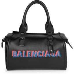 Balenciaga Monday Bowling Bag