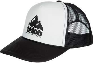 Teton Gravity Research Foam Front Trucker Hat - Men's