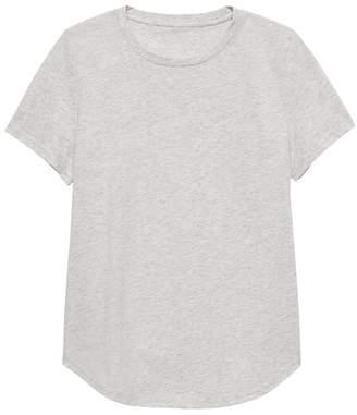 Banana Republic Petite SUPIMA® Cotton Crew-Neck T-Shirt