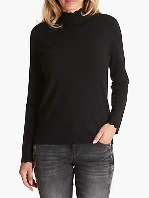 Betty Barclay Fine Knit Jumper, Black