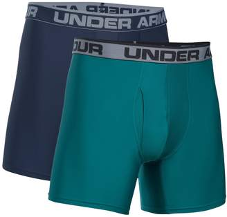 Under Armour Men's 2-pack Original Series 6-inch Boxerjock Boxer Briefs