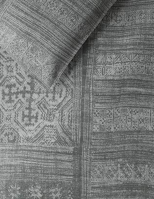 Marks and Spencer Global Patch Jacquard Bedding Set