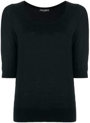 Dolce & Gabbana cashmere top