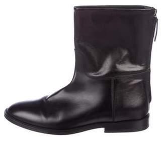 Jenni Kayne Leather Mid-Calf Boots