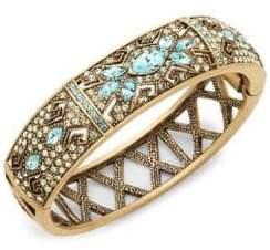 Heidi Daus Crystal Encrusted Bracelet