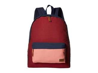 Roxy Sugar Baby Canvas Color Block Backpack