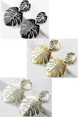 mimis Mimi's Gift Gallery Enamel Palm Leaf