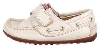 Camper Boys' Leather Loafers