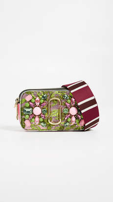Marc Jacobs Snapshot Camera Bag in Floral Brocade