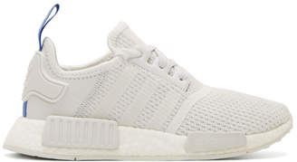 adidas White NMD-R1 W Sneakers
