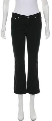 Adriano Goldschmied Mid-Rise Bootcut Pants