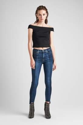 Hudson Jeans Stripe