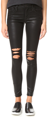 Joe's Jeans The Icon Ankle Skinny Jeans $198 thestylecure.com