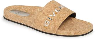 Givenchy Logo Slide Sandal