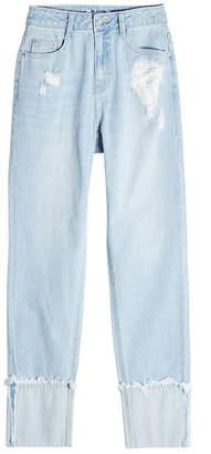 Sjyp Distressed Jeans