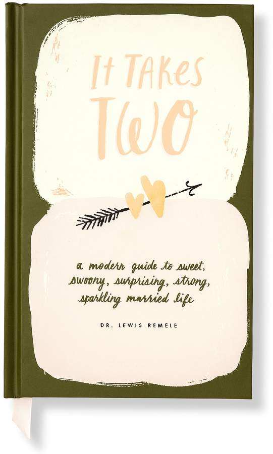Two Hearts Bridal Notebook