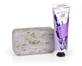 Pre de Provence Luxury Shea Butter Gift Bag with Hand Lotion & Soap Bar -